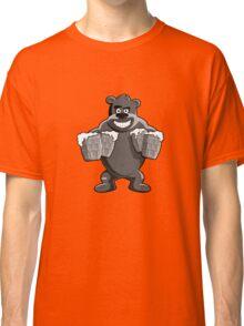 Beer? Bear? Both Classic T-Shirt