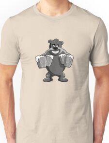 Beer? Bear? Both Unisex T-Shirt