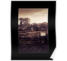 The Lake District 2 Poster