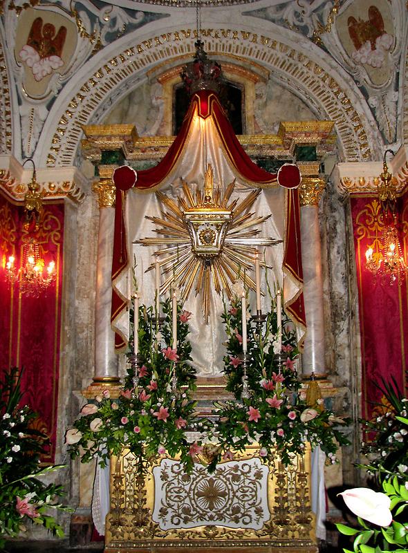 The Holy Sepulchre by fajjenzu