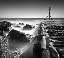 Jetty Long Exposure by willgudgeon