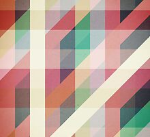 Abstract Geometric Lines by Phil Perkins