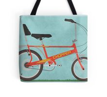Chopper Bike Tote Bag