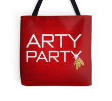 Arty Party Tote Bag