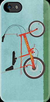 Chopper Bike by Andy Scullion