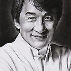 Jackie Chan by Sophie Corrigan