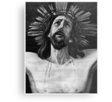 The Crucifix of Limpias Metal Print