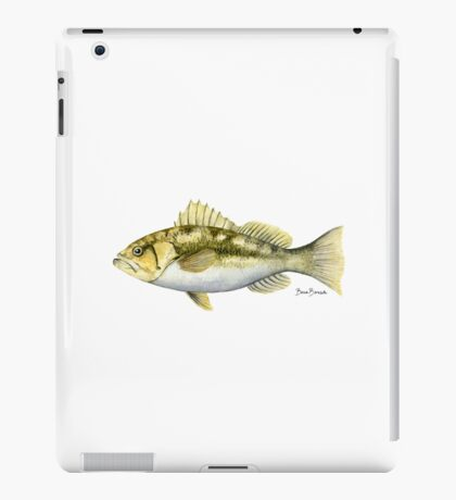 Kelp Bass iPad Case/Skin