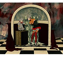 The Puppet Show Photographic Print