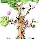 tree by PaolaZakimi