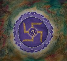 Sahasrara - Crown Chakra by MrBArtist