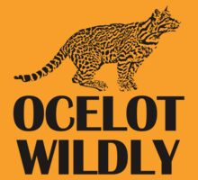 Ocelot Wildly by jezkemp