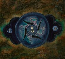Ajna - Third eye Chakra by MrBArtist