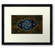 Ajna - Third eye Chakra Framed Print