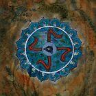 Vishuddha - Throat Chakra 5  by MrBArtist