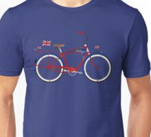 British Bicycle Unisex T-Shirt