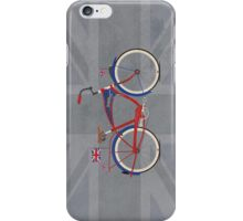British Bicycle iPhone Case/Skin