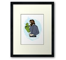 Jim Henson  Framed Print