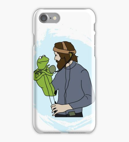 Jim Henson  iPhone Case/Skin