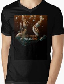 Warframe - Still Asleep Mens V-Neck T-Shirt