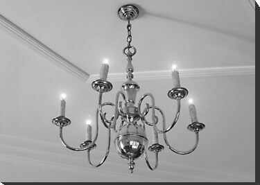 Crystal Chandelier by AnnDixon