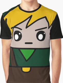 Link Squ'ed Graphic T-Shirt