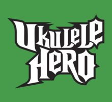 Ukulele Hero by NicoWriter