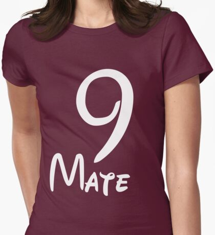 Soul Mate Womens Fitted T-Shirt