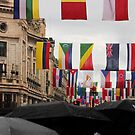 London July 2012 by Irina Chuckowree