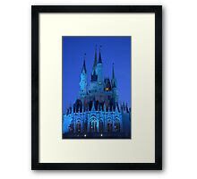 Where Dreams Come True Framed Print