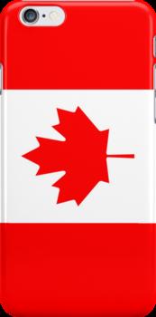 Canada Flag by pjwuebker
