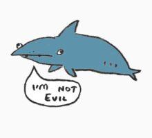 Sharks Aren't Evil Kids Clothes