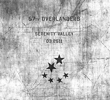 57th Overlanders by jonah-vark