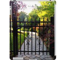 Secret Garden iPad Case/Skin