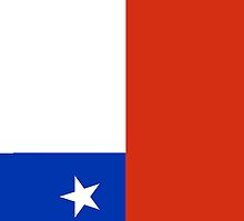 Chile Flag by pjwuebker