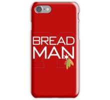 Bread Man iPhone Case/Skin
