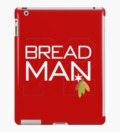 Bread Man iPad Case/Skin