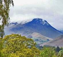 Catbells in the Lake District by philipclarke