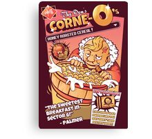 Don Corne-O's Canvas Print