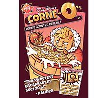 Don Corne-O's Photographic Print