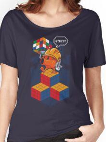 Tetrix Q-Ber Women's Relaxed Fit T-Shirt
