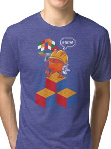 Tetrix Q-Ber Tri-blend T-Shirt