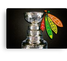 Our Cup Canvas Print