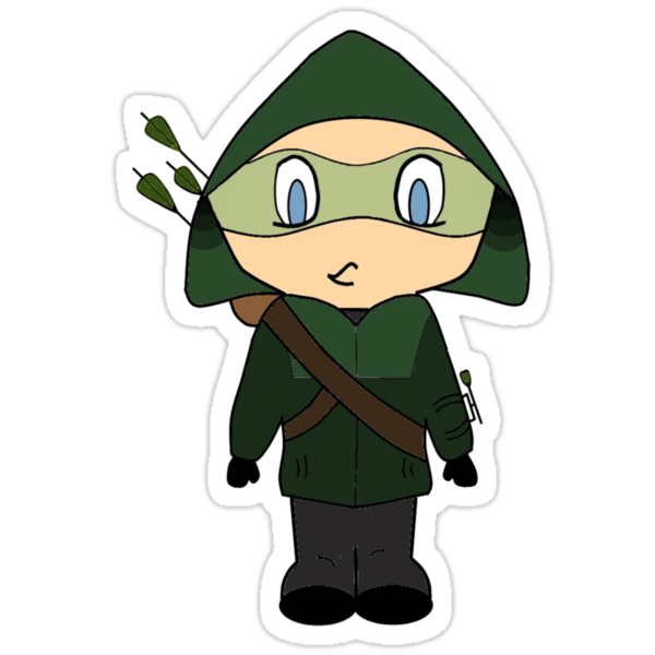 Oliver Queen by lothlorien