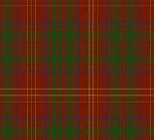 00033 Burns Clan Tartan Fabric Print Iphone Case by Detnecs2013