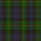 00034 Gordon Clan Tartan Fabric Print Iphone Case by Detnecs2013