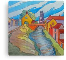Helmsley, North Yorkshire Canvas Print