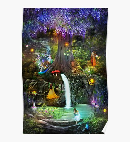 Fairy Bower Poster