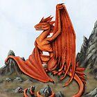 Red Dragon by ShySketch