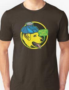 Yellow Lab Ruff Night T-Shirt